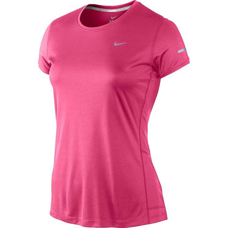 Camiseta Nike Miler SS Crew Wmns