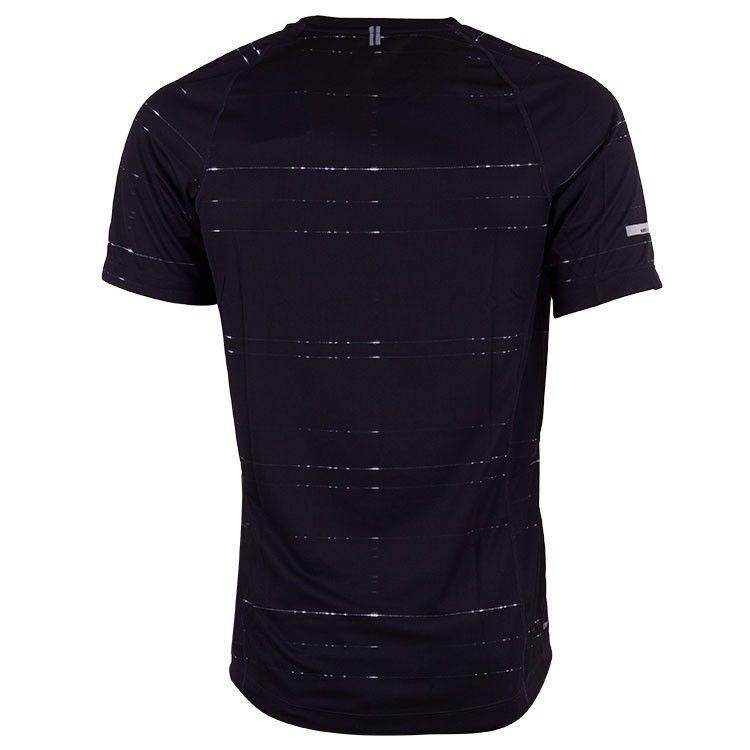 Camiseta Nike Printed Miler SS