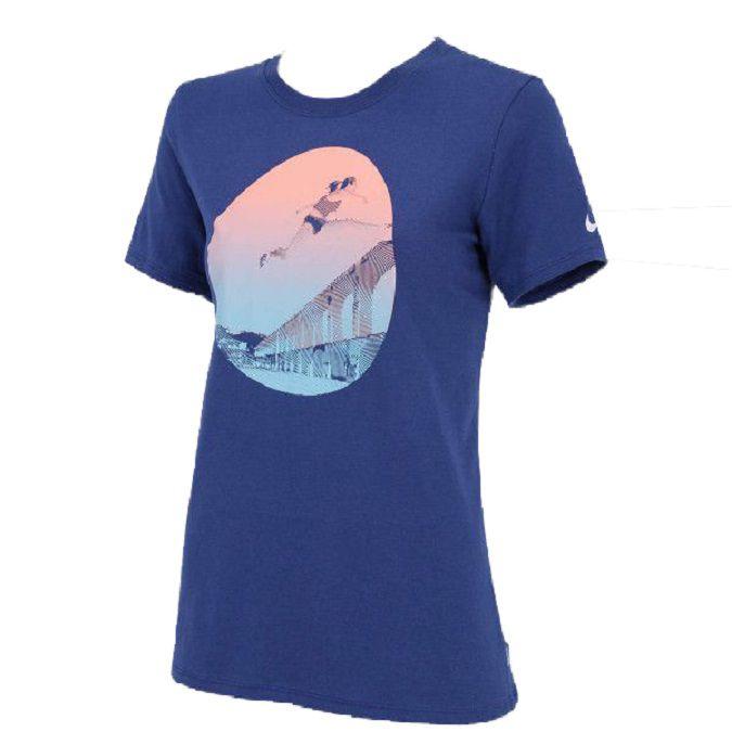 Camiseta Nike Running Rio 2016 Feminina