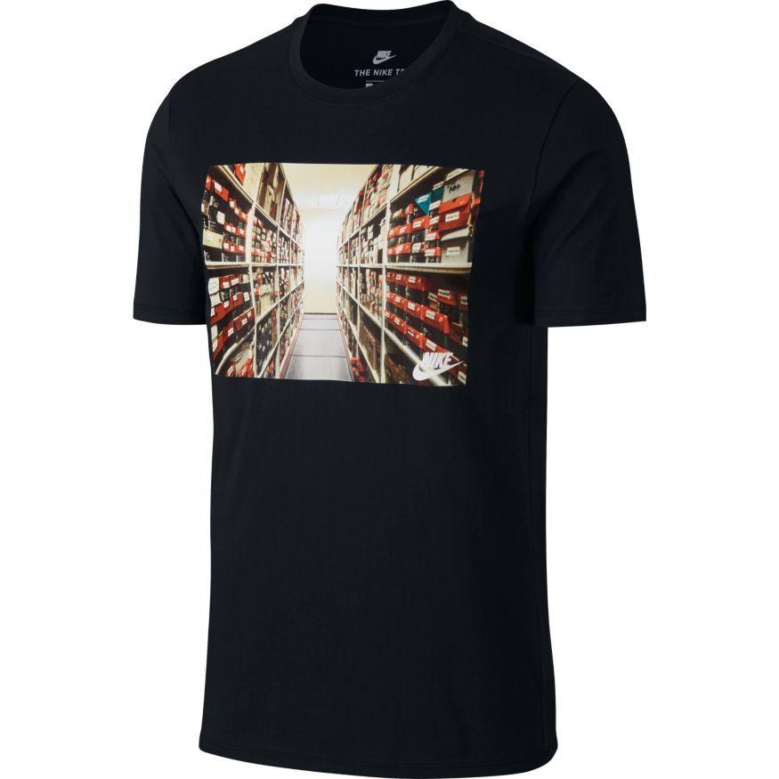 Camiseta Nike Tee Photo Red