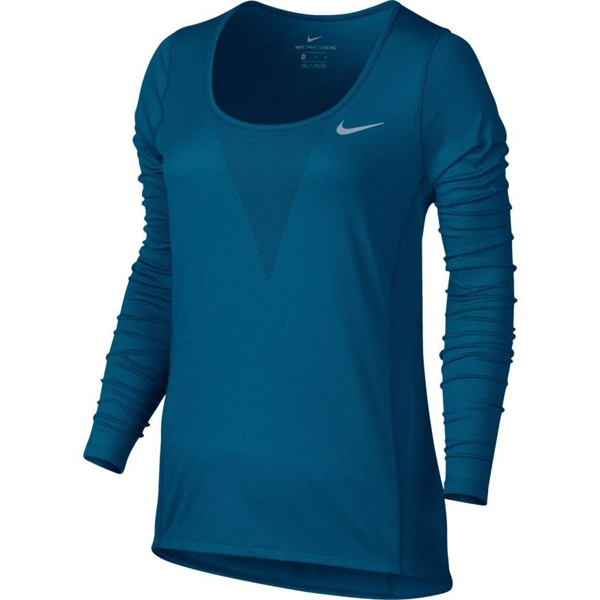 Camiseta Nike Zonal Cooling Relay Feminina