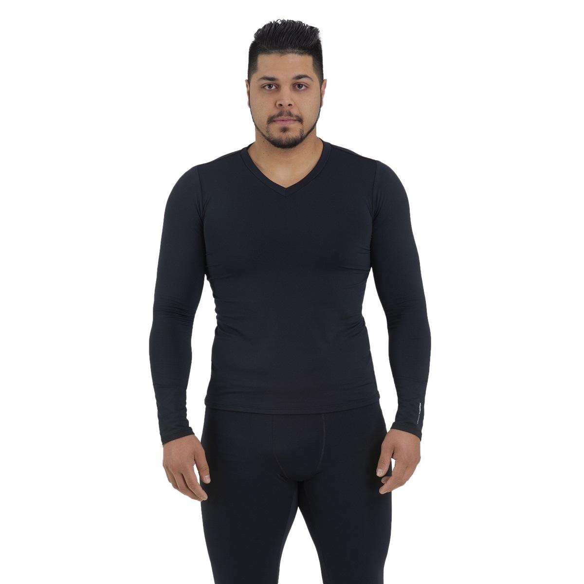 Camiseta Plus Size Upman Thermo Fine Unissex