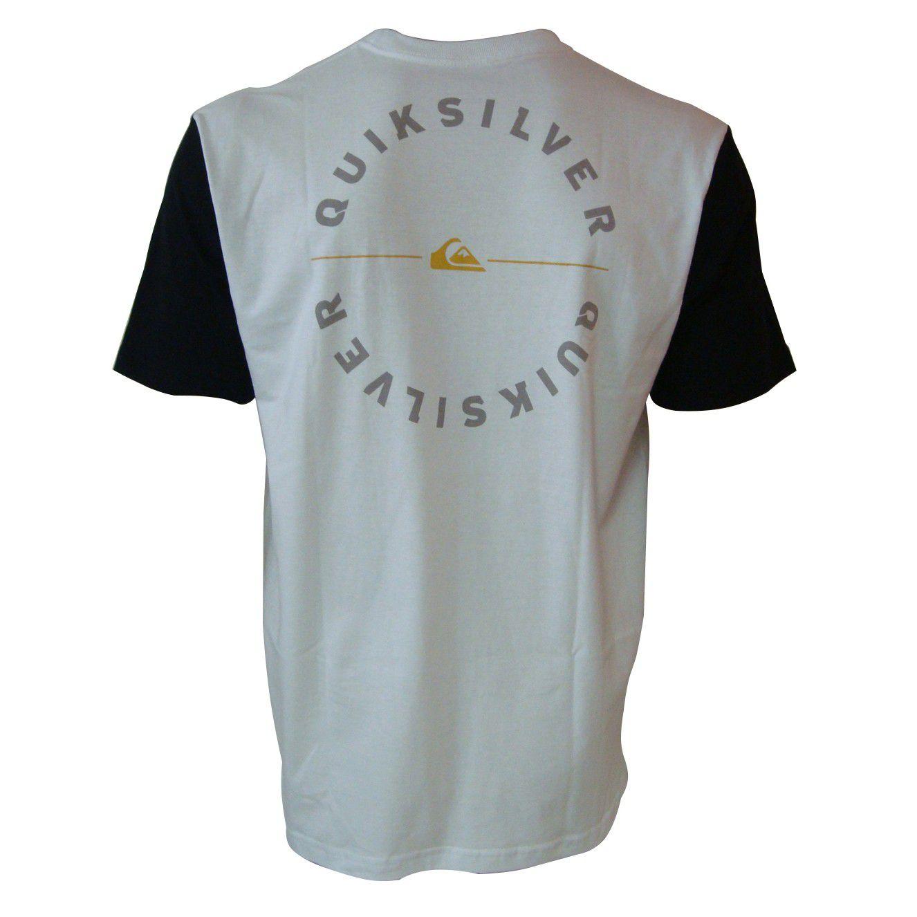 Camiseta Quiksilver Bas Hammer