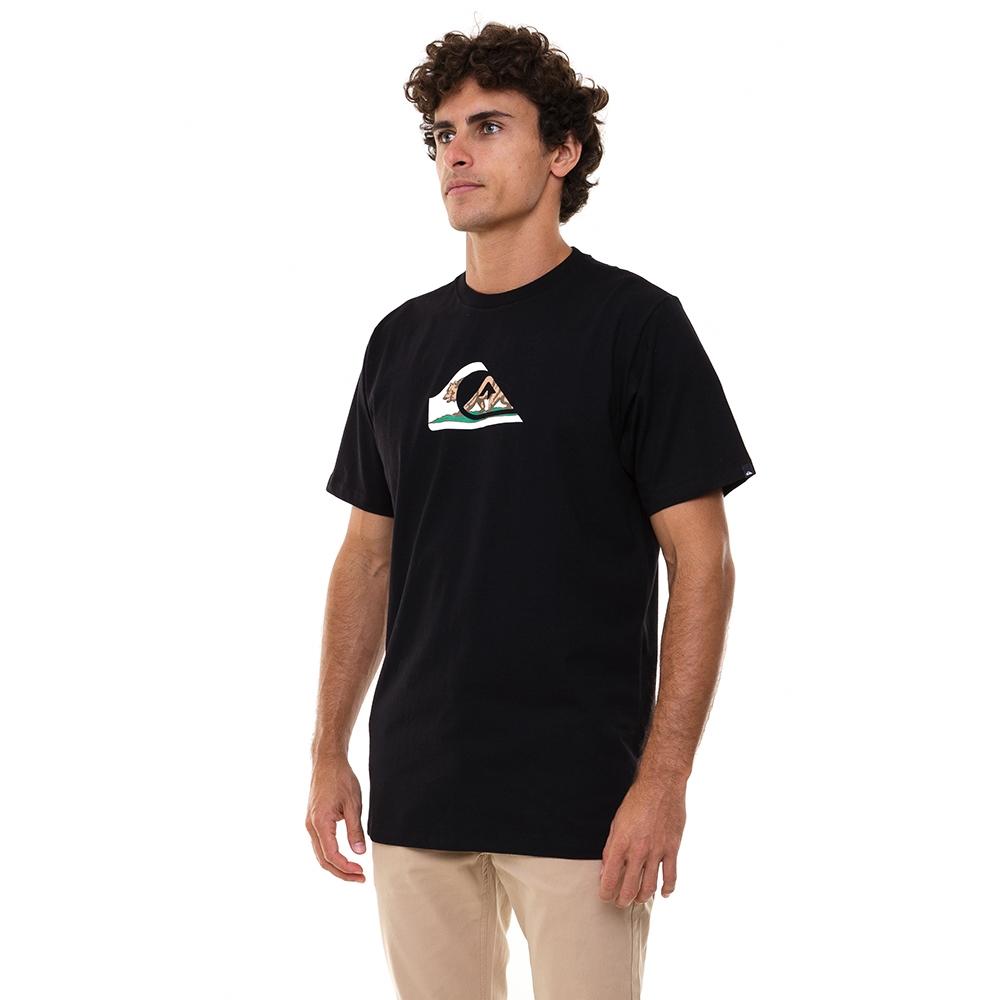 Camiseta Quiksilver CA Logo PS