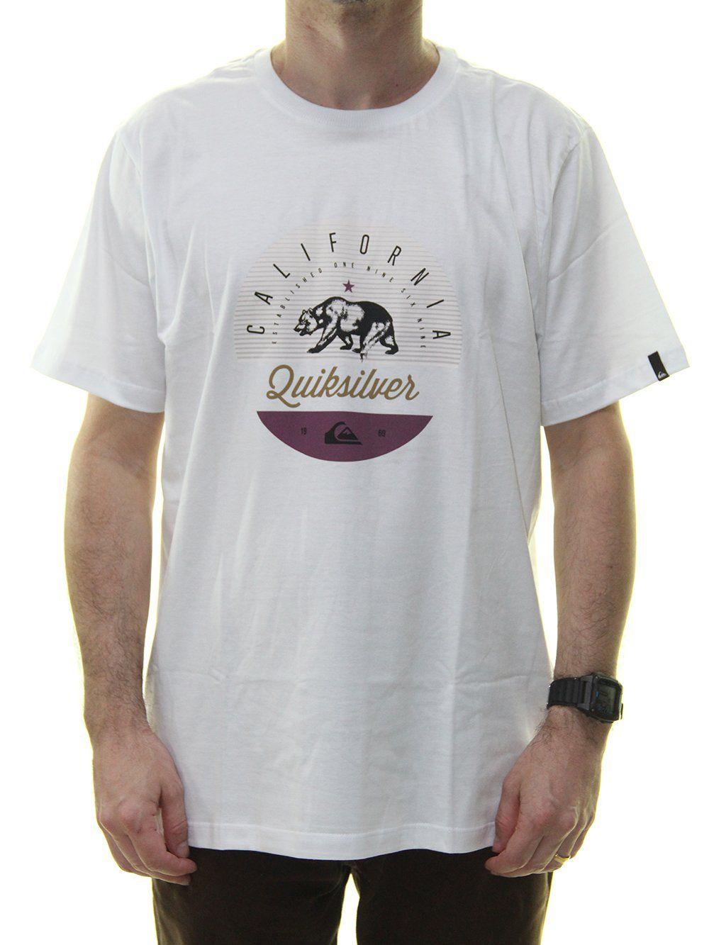 Camiseta Quiksilver Cali Classic