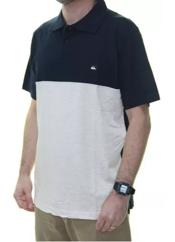 Camiseta Quiksilver Polo Athletic