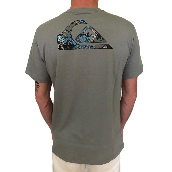 Camiseta Quiksilver Rail Drop