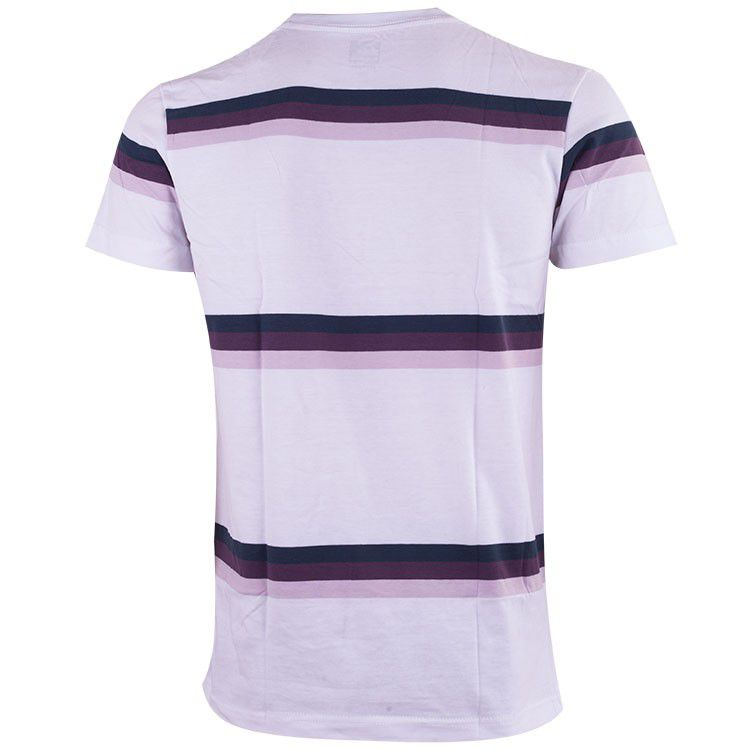 QUIKSILVER CAMISETA M/C SLIM FIT BLOCK