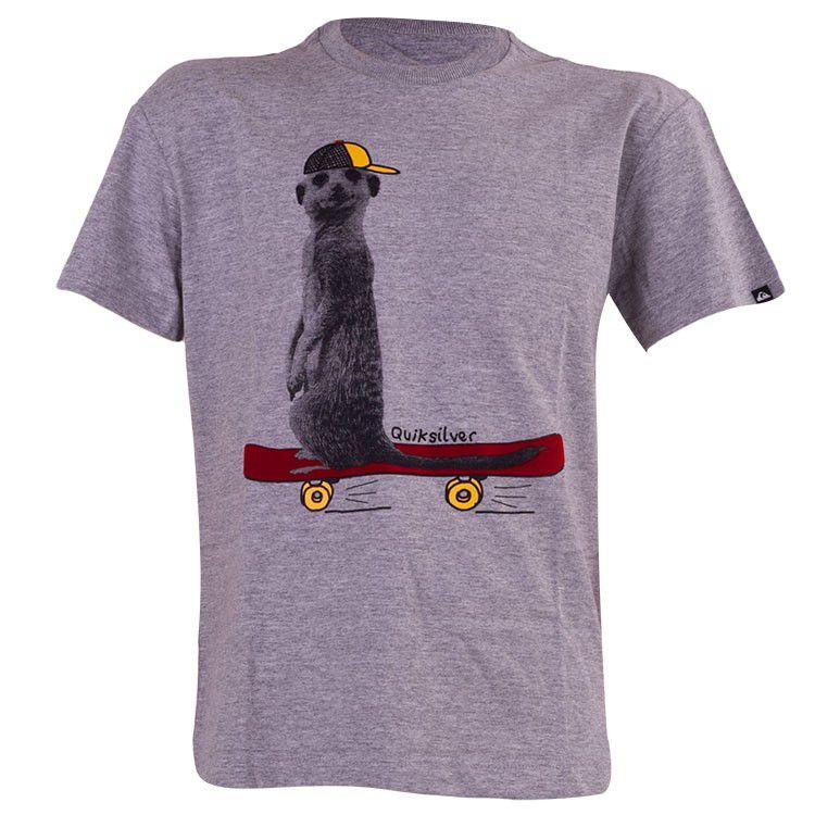 Camiseta Quiksilver Streetkat Juvenil