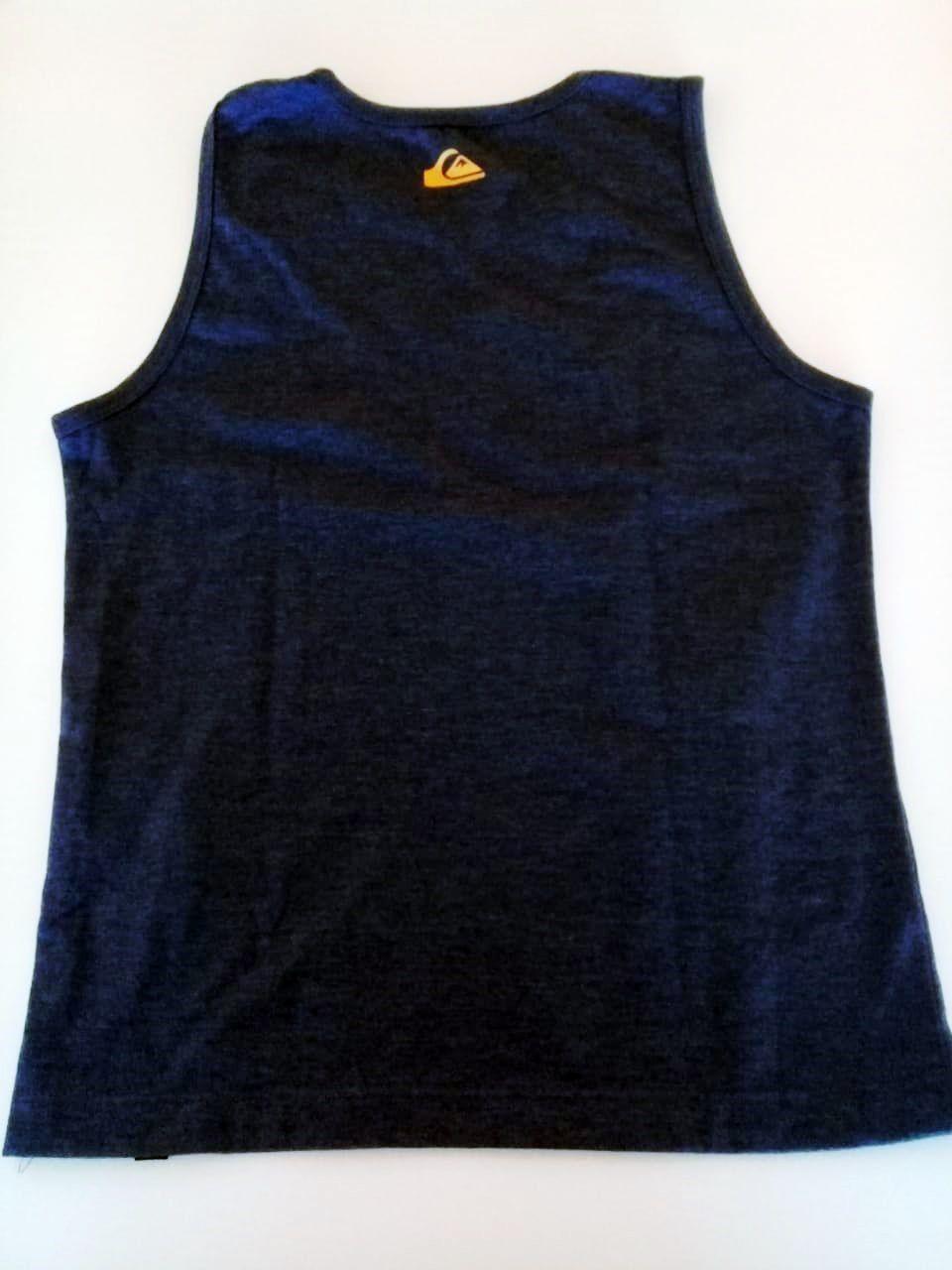 Camiseta Regata Quiksilver Vice Versa Infantil