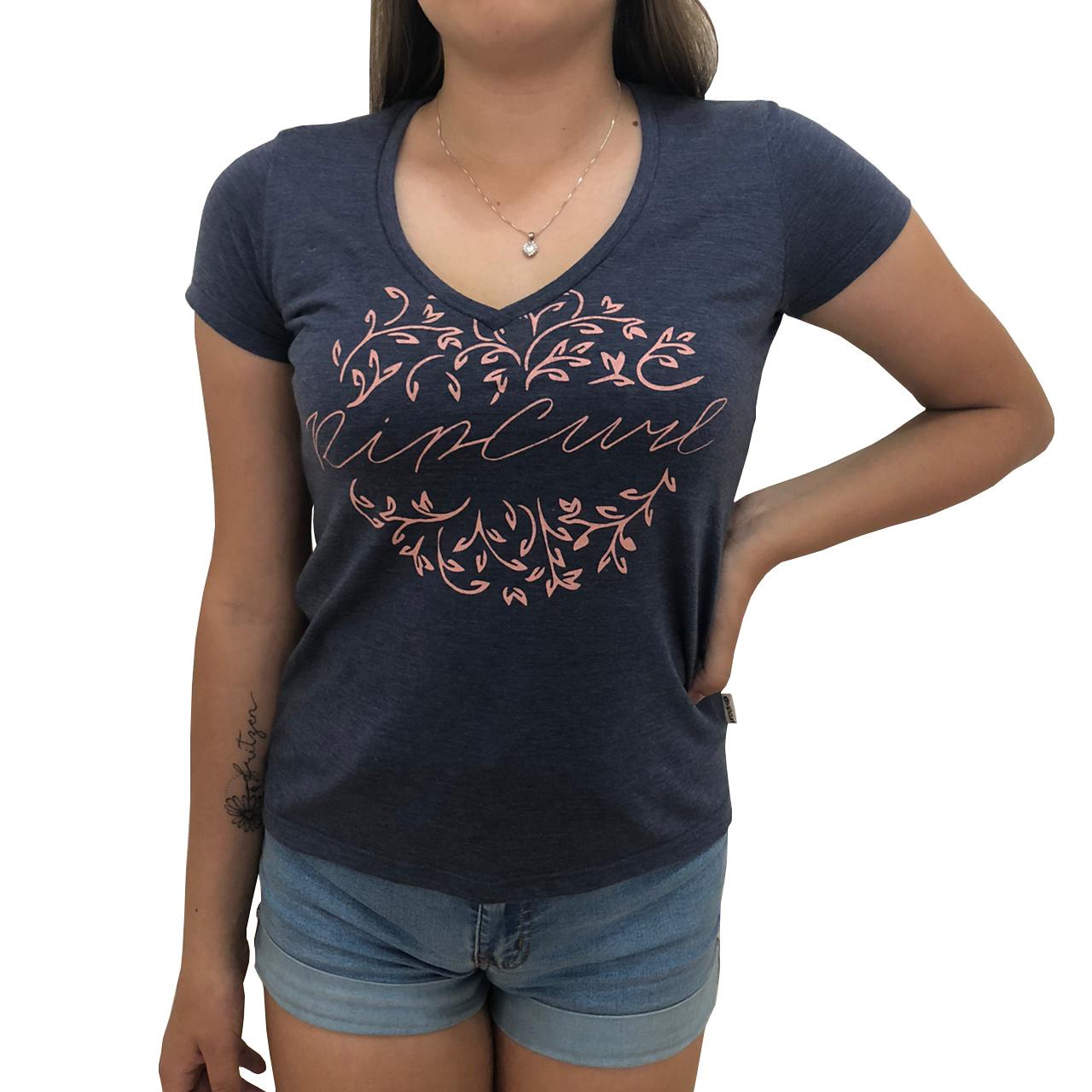 Camiseta Rip Curl Mistic Feminina