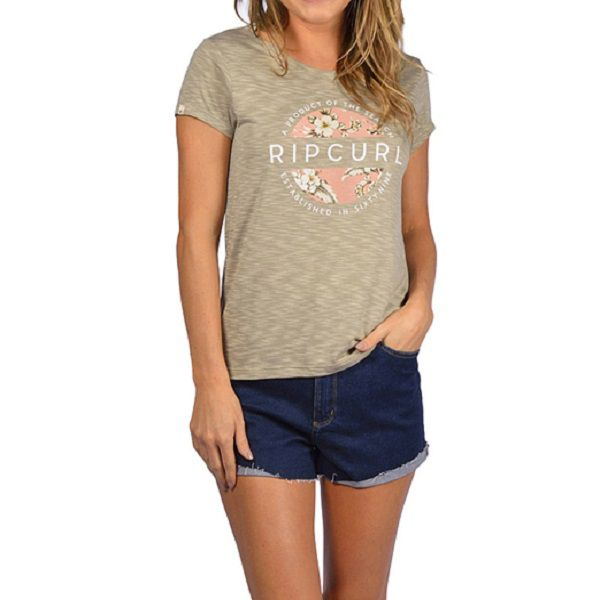 Camiseta Rip Curl Slide Feminina