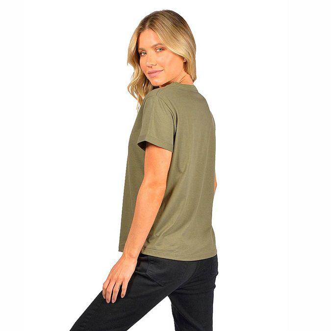 Camiseta Rip Curl Surf Luxe Feminina