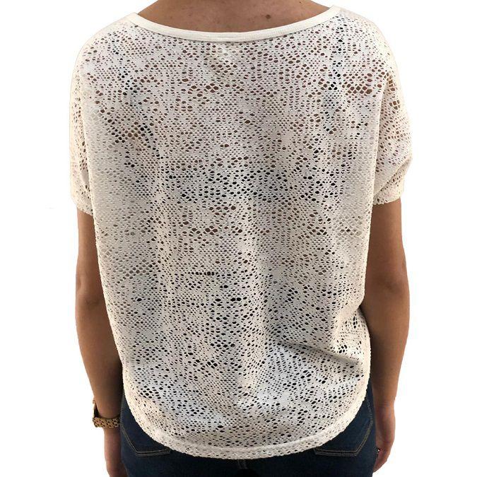 Camiseta Roxy Especial Etinic