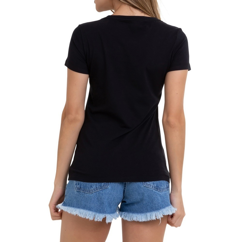 Camiseta Roxy Four Side Feminina