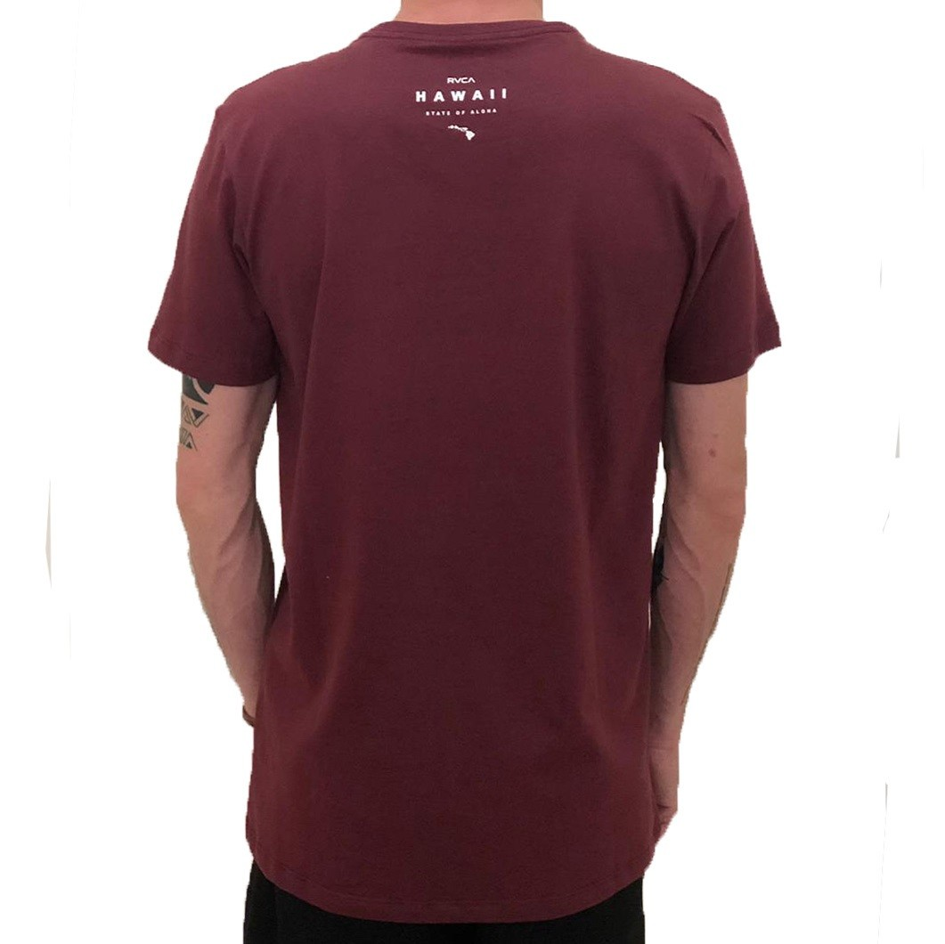 Camiseta RVCA Daaina Fill