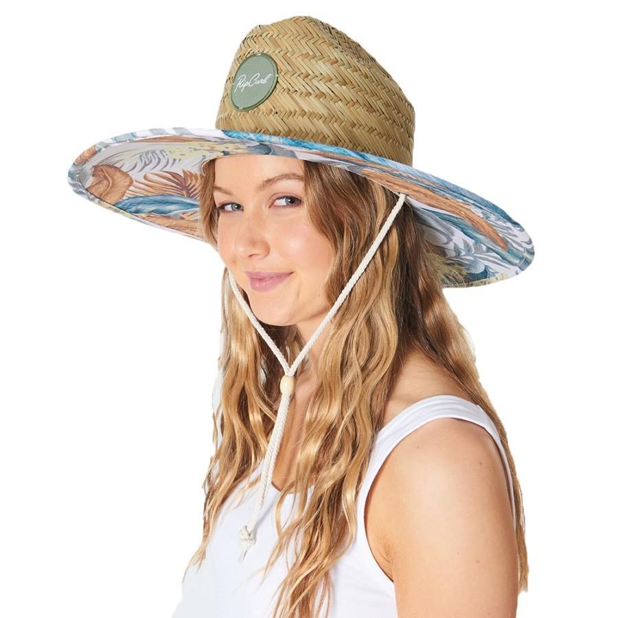Chapéu Rip Curl Tropic Sol Straw Feminino