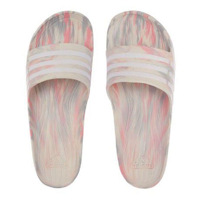 Chinelo Adidas Duramo Sleek Marbled Feminino