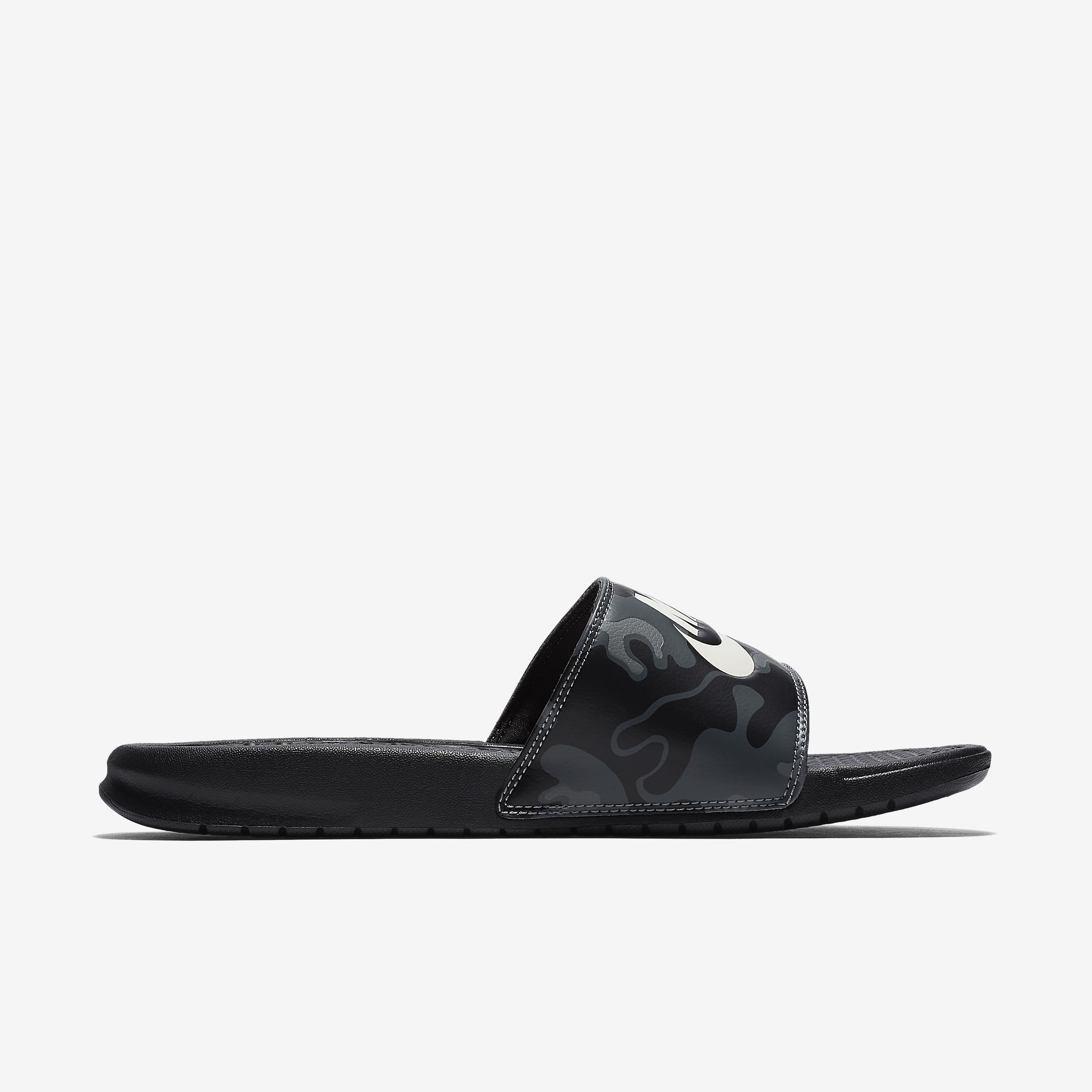 Chinelo Nike Benassi Benassi Just Do It Print