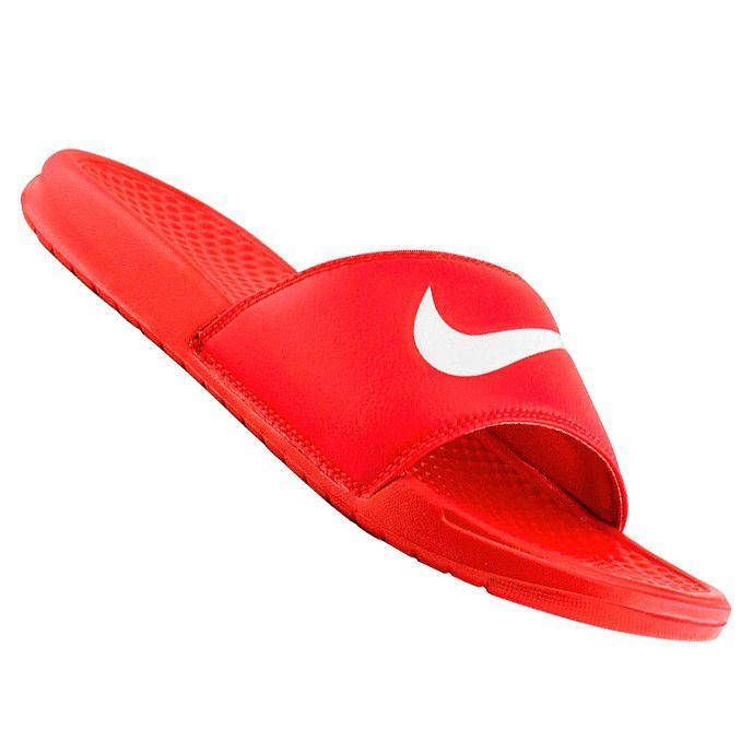 Chinelo Nike Benassi Swoosh