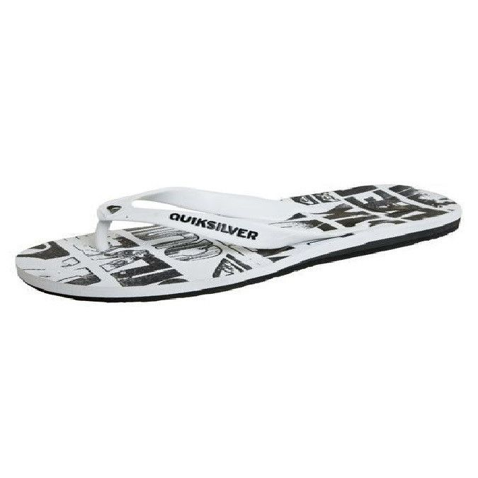 Chinelo Quiksilver Carver 4
