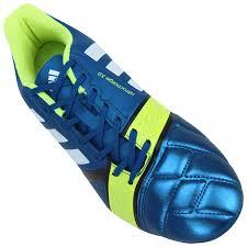 Chuteira de Campo Adidas Nitrocharge 3.0 TRX FG Juvenil