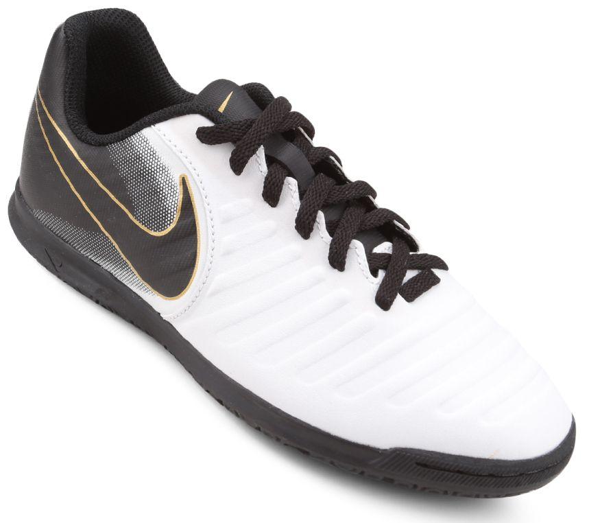 6284cbe9ed Chuteira de Futsal Nike Tiempo Legend 7 Club IC Juvenil Ref AH7260 ...