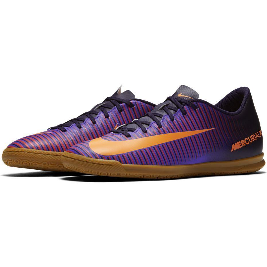 3ac800c5e960a Chuteira Futsal Nike Mercurial Vortex III Infantil Ref 831953-585 ...