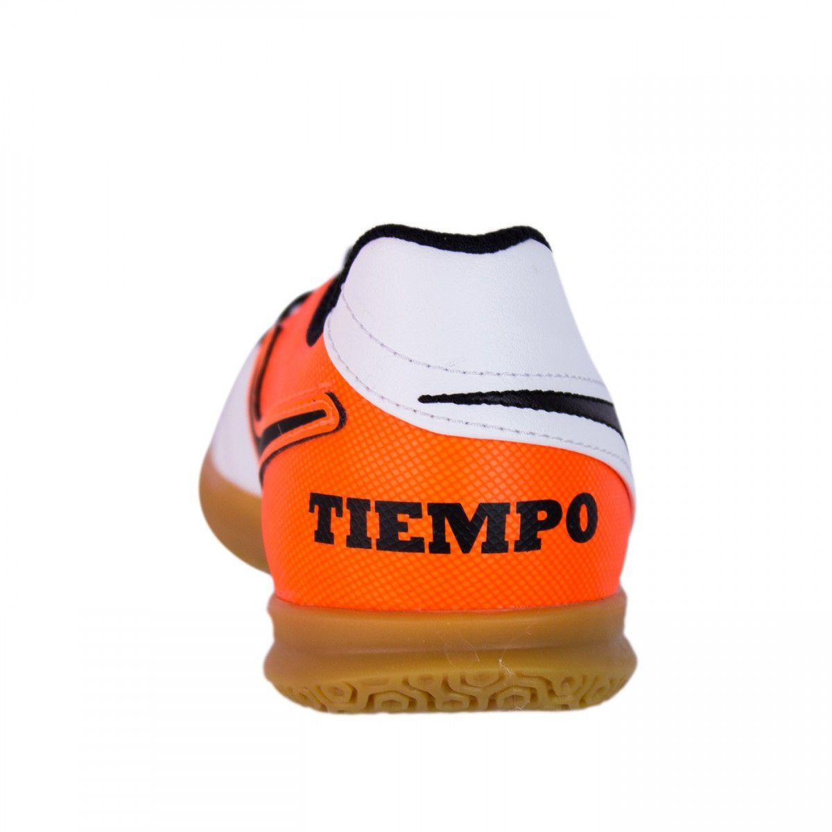 Chuteira Nike Tiempo Rio III Futsal Infantil