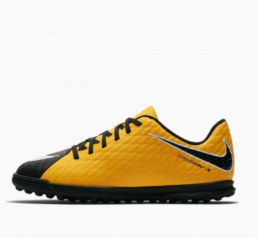 Chuteira Nike Hypervenomix Phade III Society Juvenil