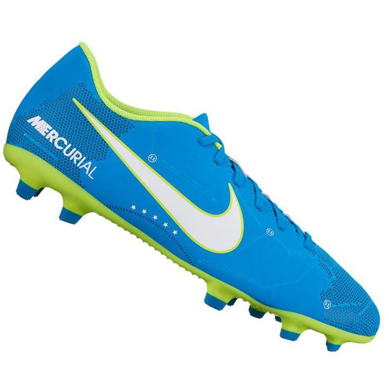 2a04df15ce Chuteira Nike Mercurial Vortex III NJR Ref.921511-400 - Sportland