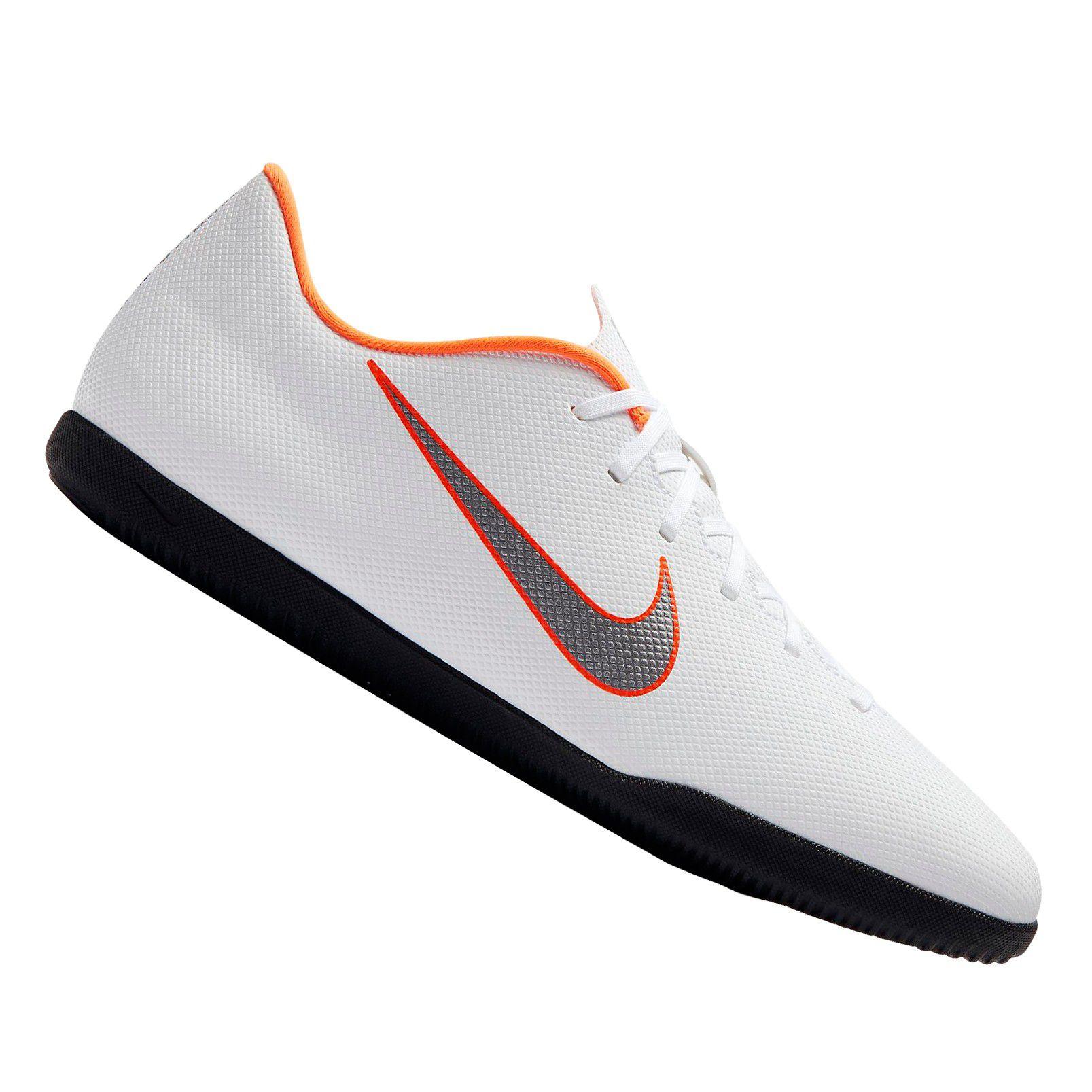 b22265a6a8 Chuteira Nike MercurialX Vapor 12 Club GS IC Futsal Infantil - Sportland ...