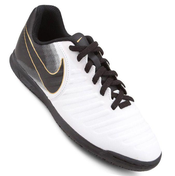 Chuteira Nike Tiempo Legend 7 Club IC Futsal Juvenil
