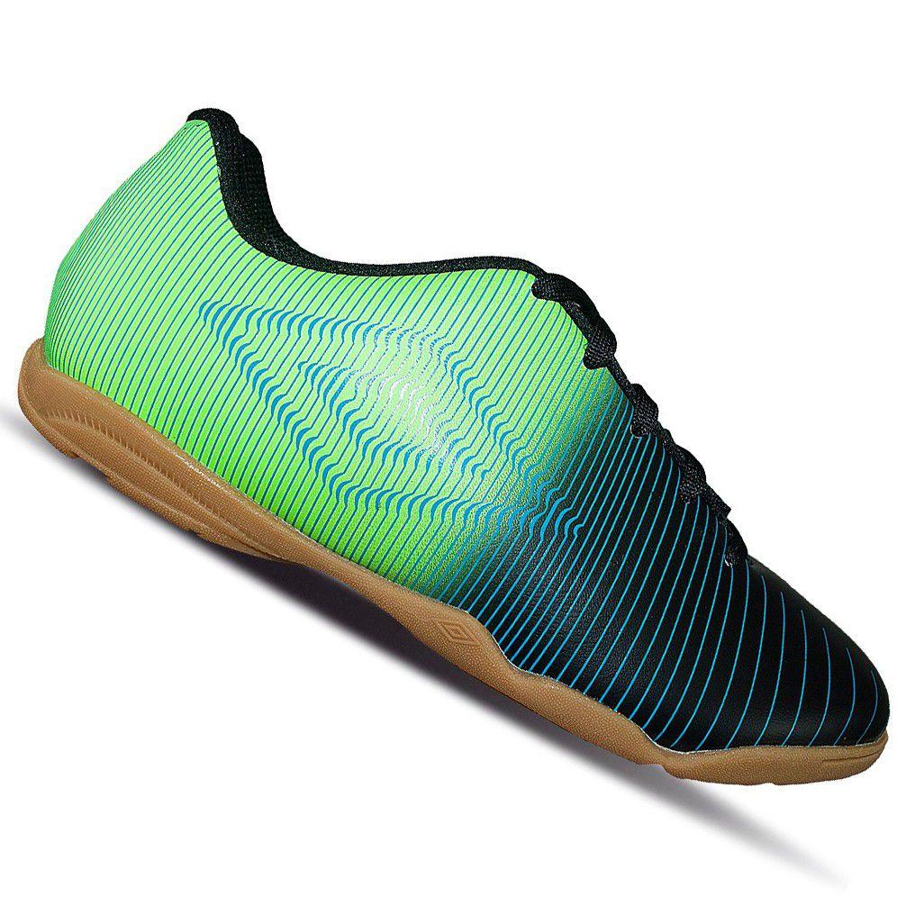 dc408418ba8b7 Chuteira Umbro Vibe Futsal Infantil Ref.775407 - Sportland
