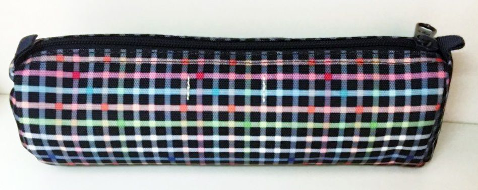 Estojo Roxy Off The Wall Girl Plaid