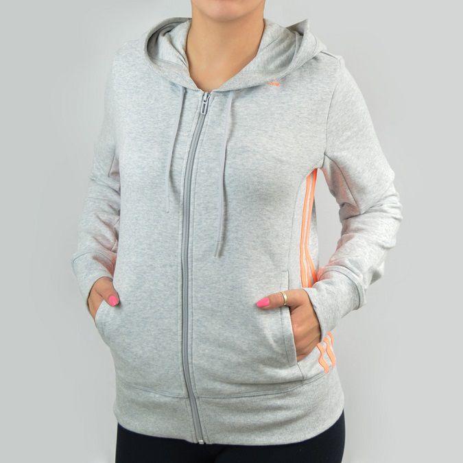 Jaqueta Adidas Essentials Mid 3S Feminino