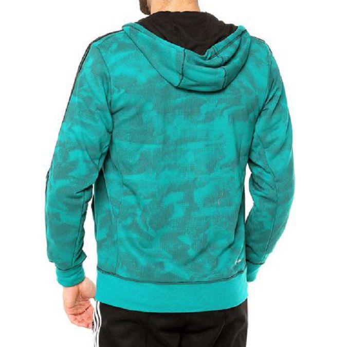 Jaqueta Adidas Paperprint Hood