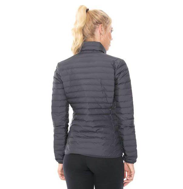 Jaqueta Adidas Varilite Soft Carbon CY8729 Feminina