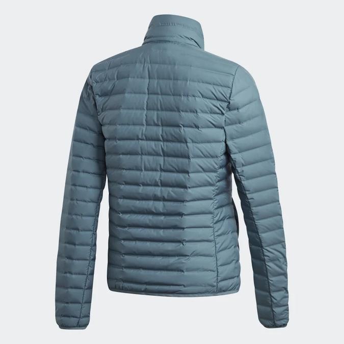 Jaqueta Adidas Varilite Soft Rawgrn CY8730 Feminina