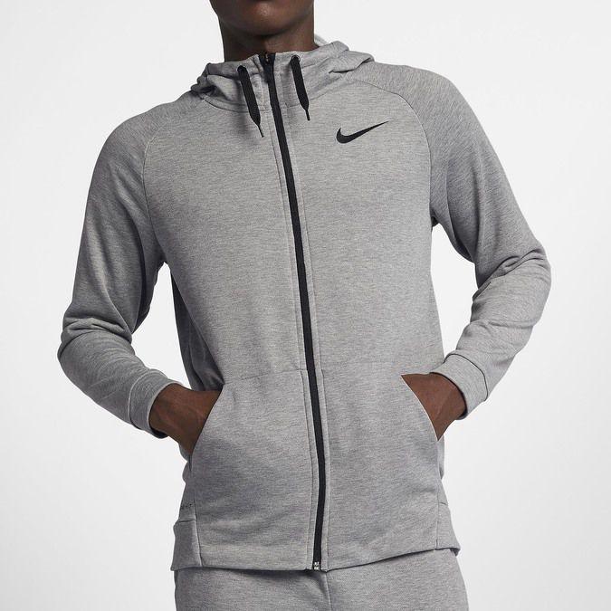 9318d0bce3c Jaqueta Nike Dry Hoodie Fz Fleece Masculina Ref 860465-036 - Sportland