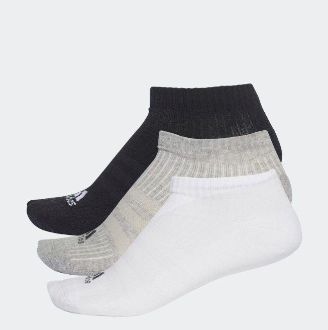 Kit Meia Adidas Liner Curshion 3S Feminina