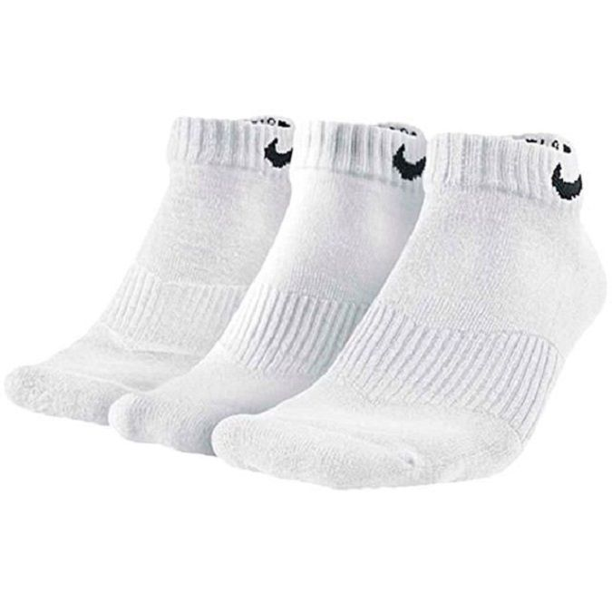 Kit Meia Nike 3 PPk Cushion Low Cut