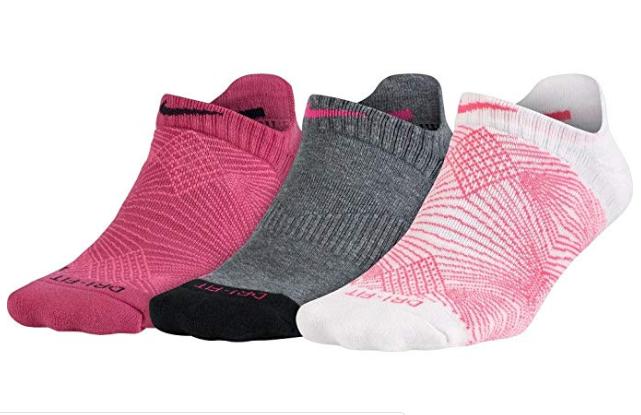 Kit Meia Nike Dri-Fit Graphic