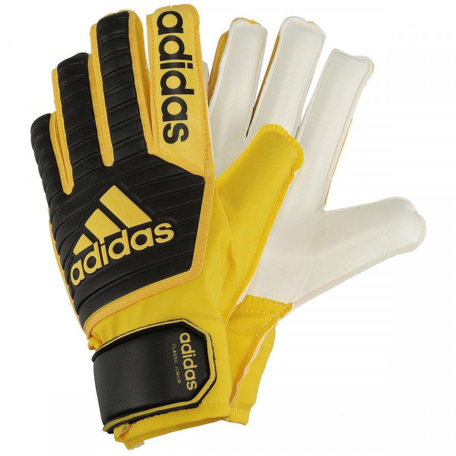 0c43794f5 Luva de Goleiro Adidas Classic Infantil Ref BS1547 - Sportland