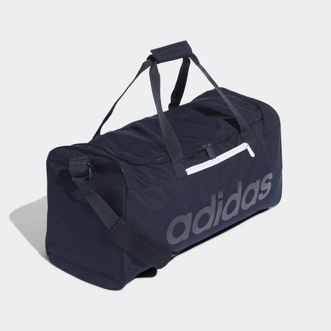 Mala Adidas Duffel Linear Core Média