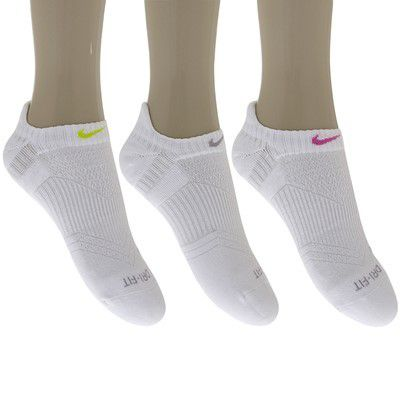 Kit Meia Nike Dri-Fit Cushion Feminina