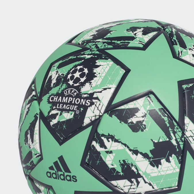 Mini Bola Adidas UCL Finale 19 Real Madrid