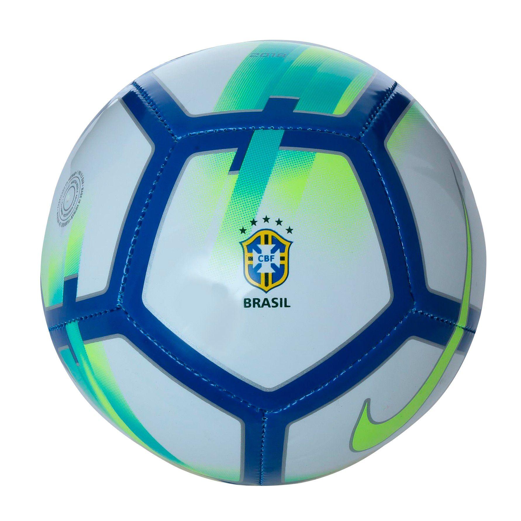 Mini Bola Nike Brasil Skills