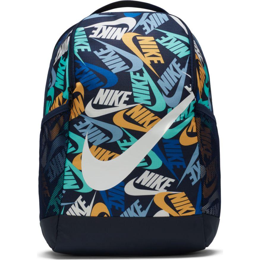 Mochila Nike Brasília AOP SU21 Juvenil