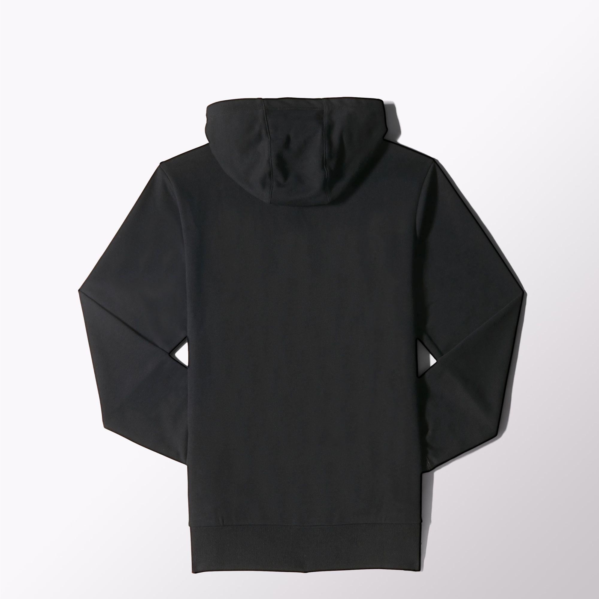 Moletom Adidas Com Capuz Essentials Logo
